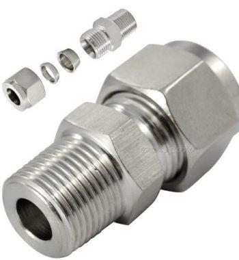 Duplex-Steel-Thread-Connector