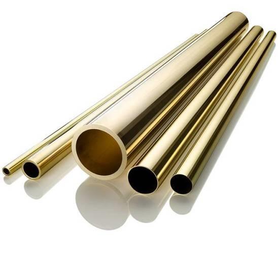 Brass-Hollow Rod