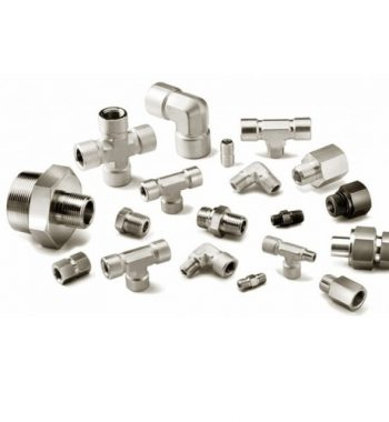 Monel 400 Compression Fittings