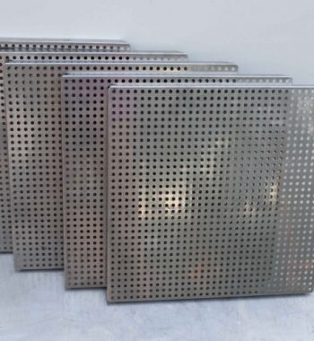 Monel Alloy 400 Perforated Sheets