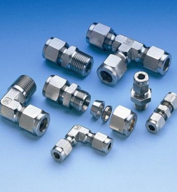 Monel-Double-Twin-Ferrule-Fittings