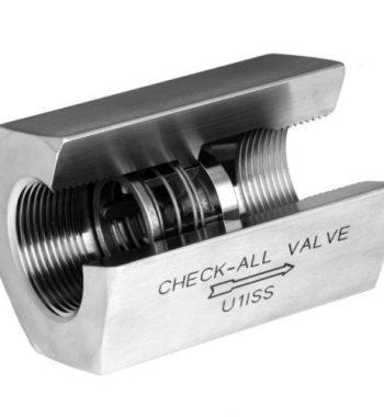 Titanium-Check-valves