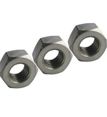 Titanium Gr.2 Hexagon Nuts