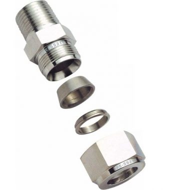 Titanium Twin Ferrule Fittings