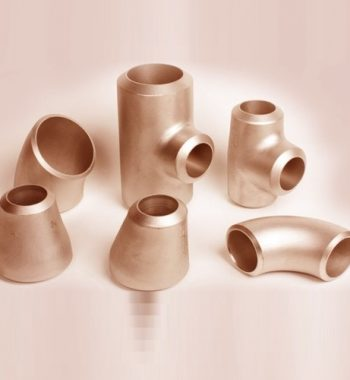 ANSI/ASME B16.9 Copper Nickel Seamless Buttweld Pipe Fittings