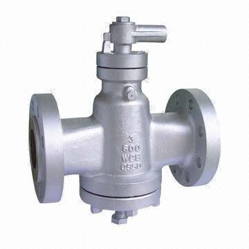 Carbon-Steel-Plug-Valves