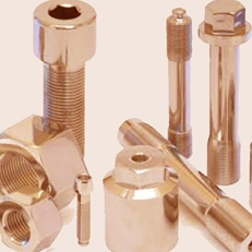 DIN 2.0882 Copper Nickel 70/30 Foundation Fasteners