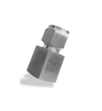 Inconel 625 Female Connector