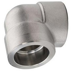 Nickel Alloy Socket Weld Elbow