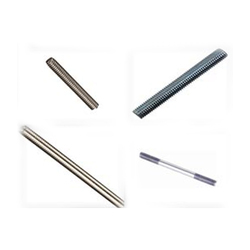 Nickel Alloy Threaded Stud