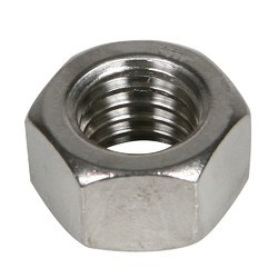 Nickel Alloy UNS N02200 Hexagon Nut
