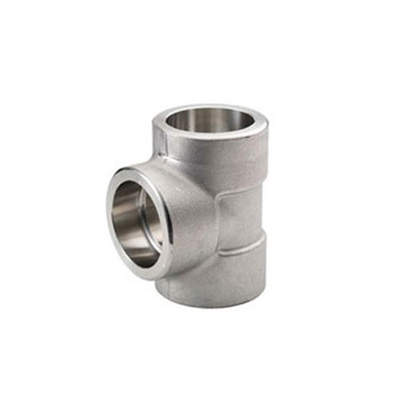 UNS-S31254-Forged-Socket-Weld-Tee