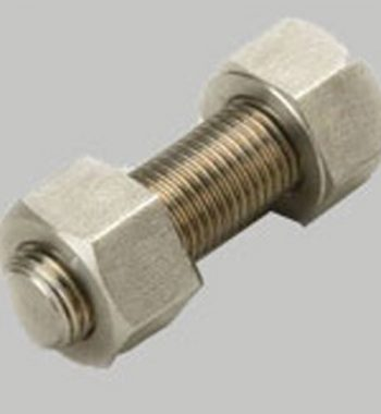 ASME SA182 Super Duplex Steel S2507 Threaded Stud