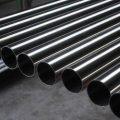 Super Duplex Steel Black Round Tubes