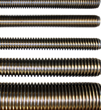 UNS S32760 Threaded Bar/Rod