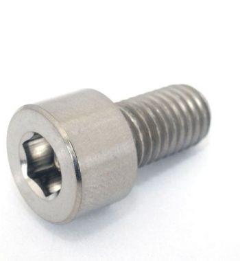Titanium Alloy Grade 5 Allen Cap Screw