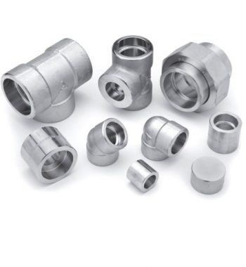 Titanium BS3799 Forged Socket Weld Fittings